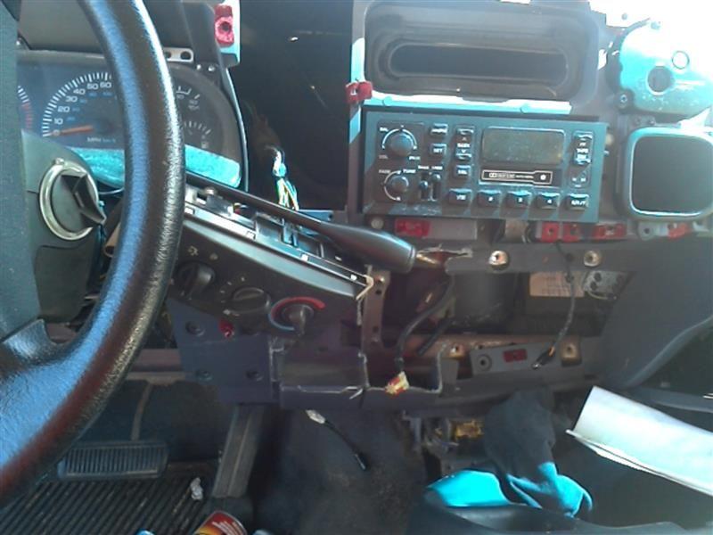 2000 Dodge Truck Dodge 1500 Pickup Interior 210 Front Seat Belts