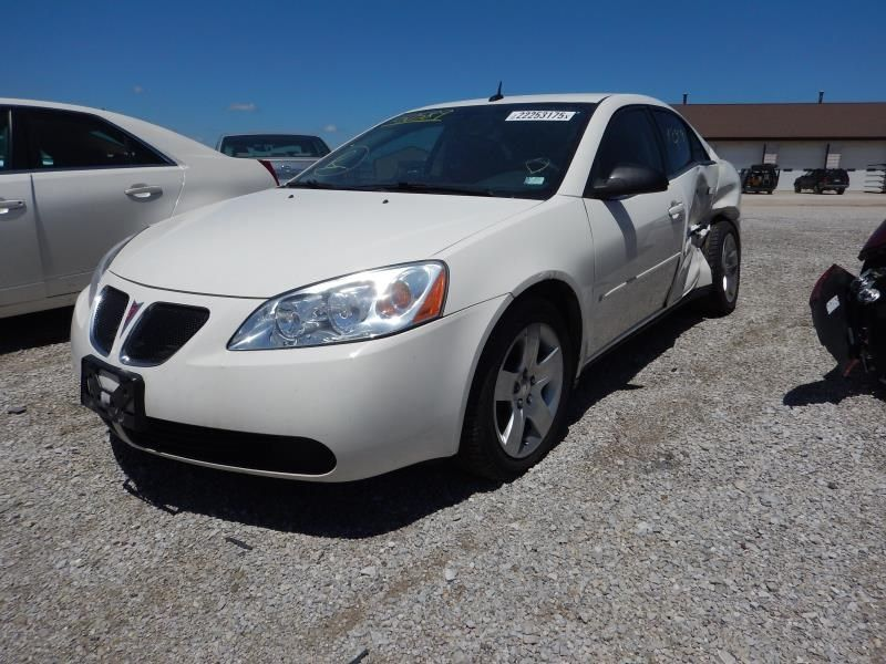 2008 Pontiac G6 Cooling And Heating Coolant Reservoir Coolant Reservoir Part 671 00140 Used