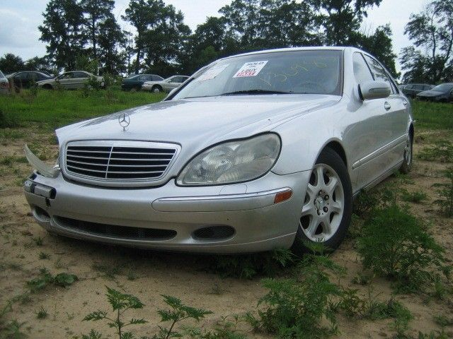 Used 2000 mercedes benz s430 suspension steering upper for 2000 mercedes benz s430