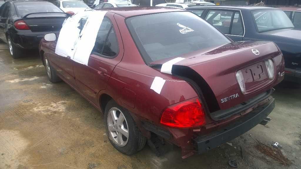 Used 2004 Nissan Sentra Front Body Sentra Fender Part 218828 4435