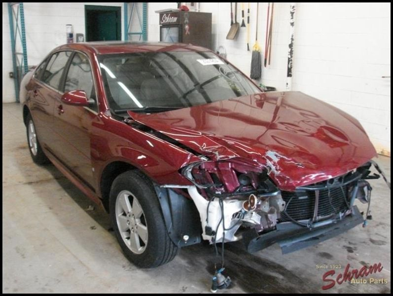 2006 chevrolet impala rear-body impala quarter panel assembly |  160 4DR,RED,301N,LT,000,W-139