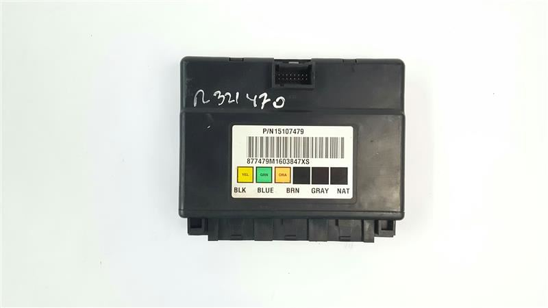 Electronic Chassis Control Module