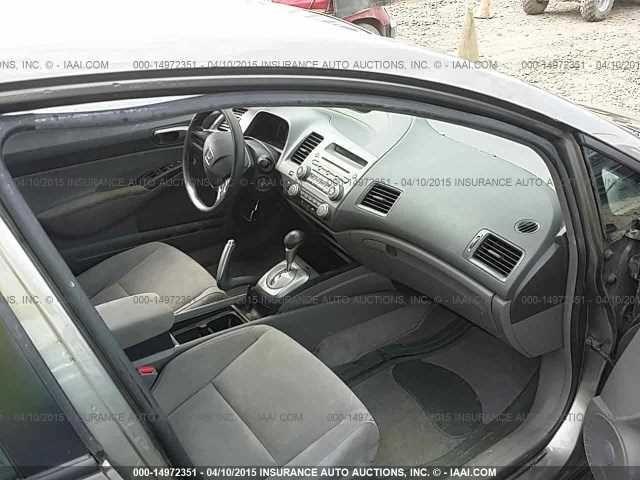 Used 2008 Honda Accord Interior Interior Rear View Mirror Sdn Clo