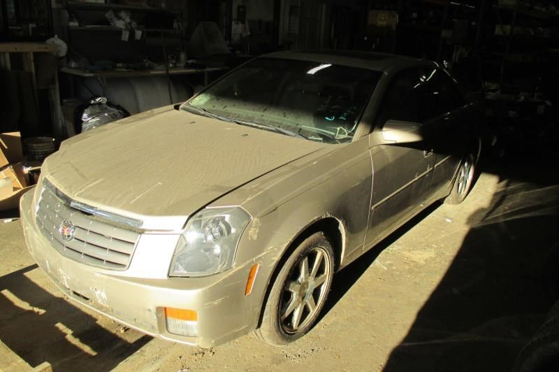 2003 cadillac cts suspension-steering cts spindle knuckle  front |  515 RWD,12-04
