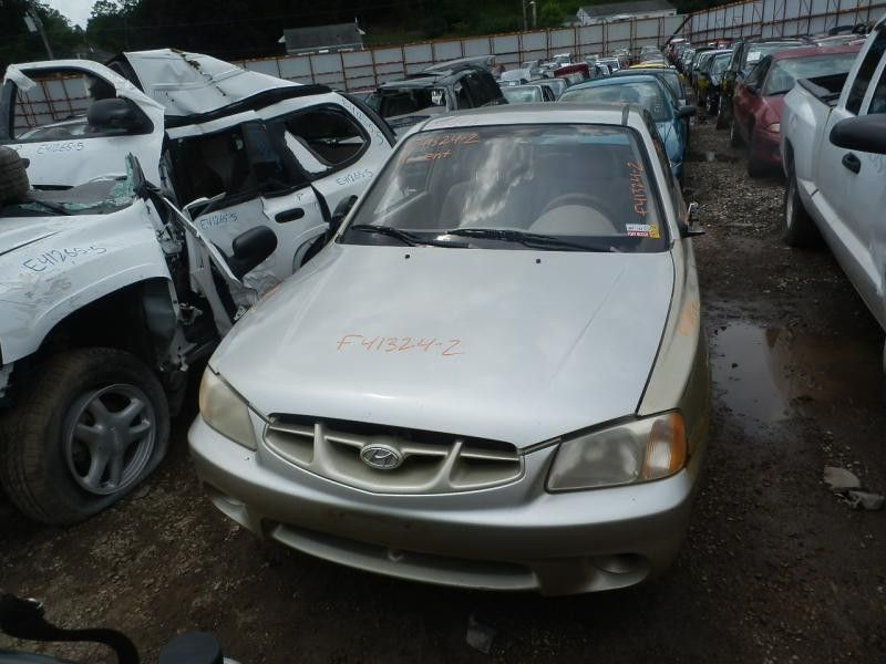 2000 hyundai accent engine accent engine assembly |  300 B GLD-YS,1.5L,5SP,7/02,MFI