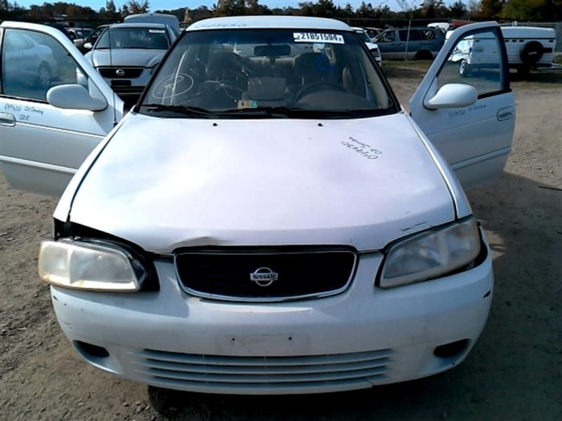 2000 nissan sentra engine-accessories sentra fuel pump |  323 1.8L