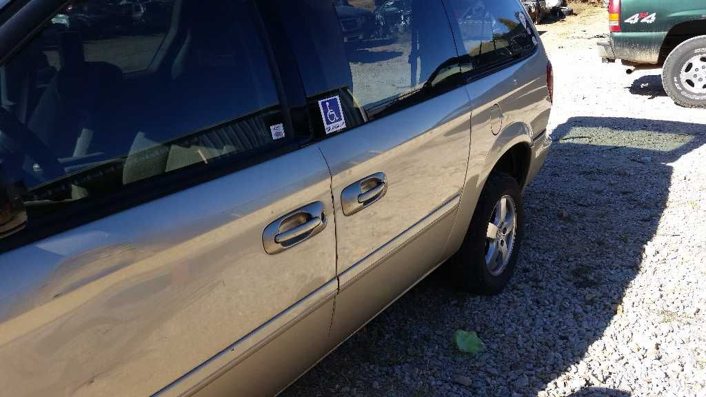 Used 2005 Dodge Truck Caravan Rear Body Quarter Panel ...