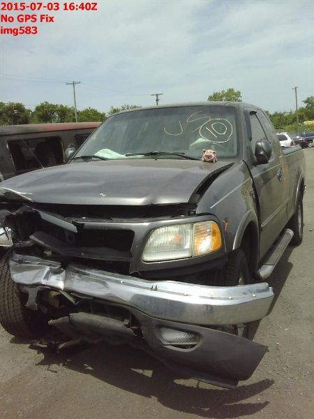 2003 ford truck ford f150 pickup transmission transmission transaxle a t  8 330 5 4l  4r70w std load  4x4 id 1l3p ja 400 **CHECK ID**