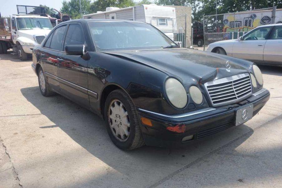 1997 mercedes benz e300d interior e300d speedometer head for Mercedes benz interior parts