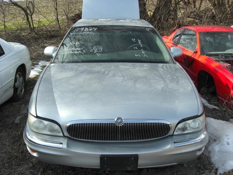 2000 Buick Lesabre Suspension