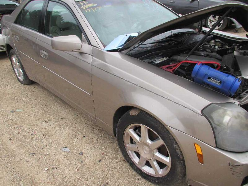 2003 cadillac cts suspension-steering cts spindle knuckle  front |  515 cts,3.2
