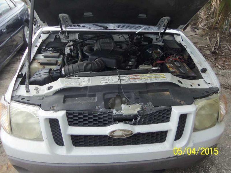 2001 ford explorer suspension-steering explorer spindle knuckle front 515 WHT,SPT,4.0,COL,4X2,3.73NL