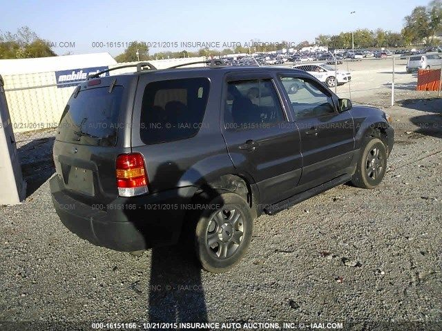 Used 2005 ford escape engine engine assembly gasoline 2 3l for Motor ford escape 2005