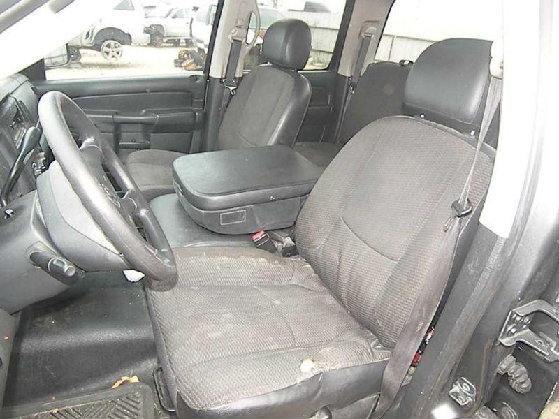 Used 2002 Dodge Truck Dodge 3500 Pickup Interior Seat Front L Lef