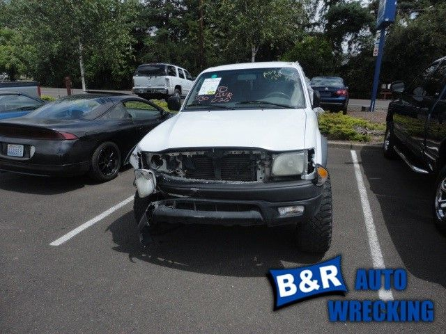 2002 toyota tacoma electrical chassis control module air bag   floor under ctr dash  |  591 3.4,4AT