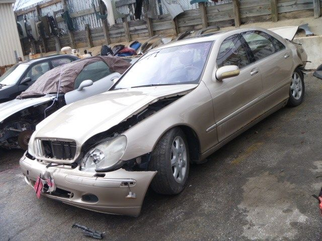 2000 mercedes benz s430 front body wiper motor windshield for Mercedes benz s430 parts