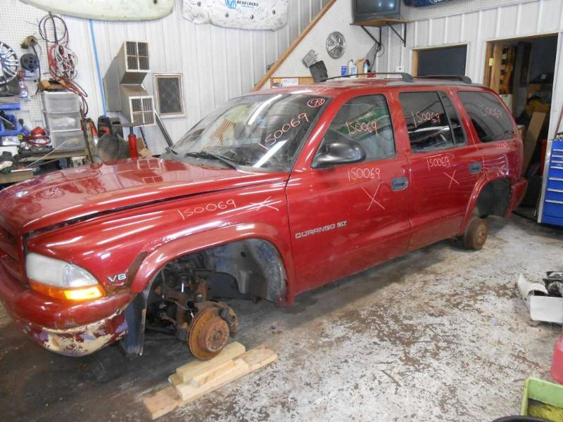 1998 dodge truck dakota suspension-steering dakota spindle knuckle  front 515 LH