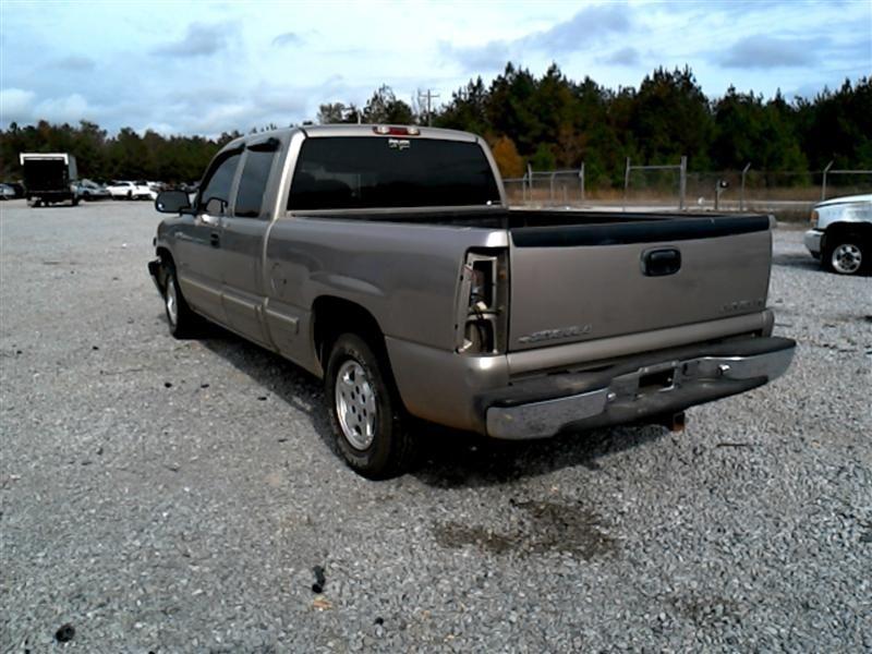 used 2000 chevrolet silverado 1500 pickup brakes anti lock brake. Black Bedroom Furniture Sets. Home Design Ideas