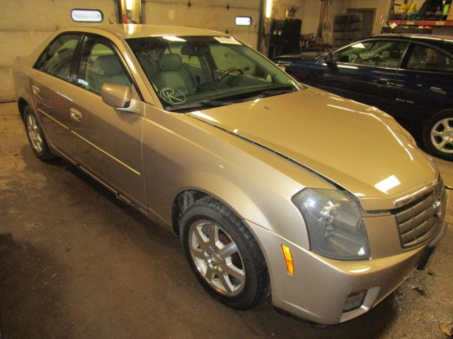 2003 cadillac cts suspension-steering stub axle knuckle  rear right r  |  490 RH,RWD,173K
