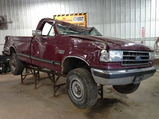 1995 Ford Truck Ford F350 Pickup Suspension Steering Front Axle Beam 2wd Right 4x2