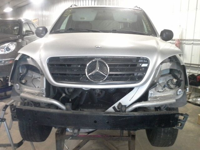 Used 1998 mercedes benz ml430 engine accessories air flow for Mercedes benz ml accessories