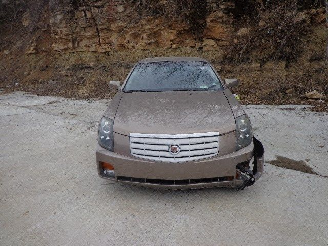 2003 cadillac cts suspension-steering cts spindle knuckle  front    515 RH