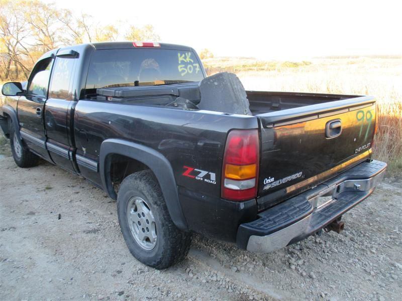 2001 gmc truck sierra 2500 pickup rear body 155 pickup box. Black Bedroom Furniture Sets. Home Design Ideas