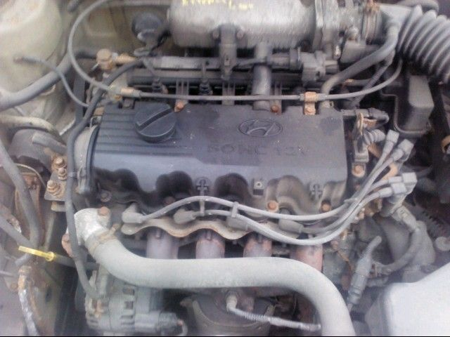 2000 hyundai accent engine accent engine assembly |  300 1.5,145-155 COMP,30 OIL HOT,-R-