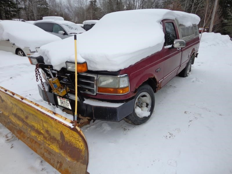 1995 ford truck ford f150 pickup electrical alternator 6 300  4 9l   95 amp 601 RECENT REMAN,NEED TO ID