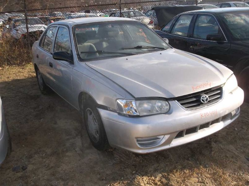 Used 2001 Toyota Corolla Interior Speedometer Head Cluster Mph Cl