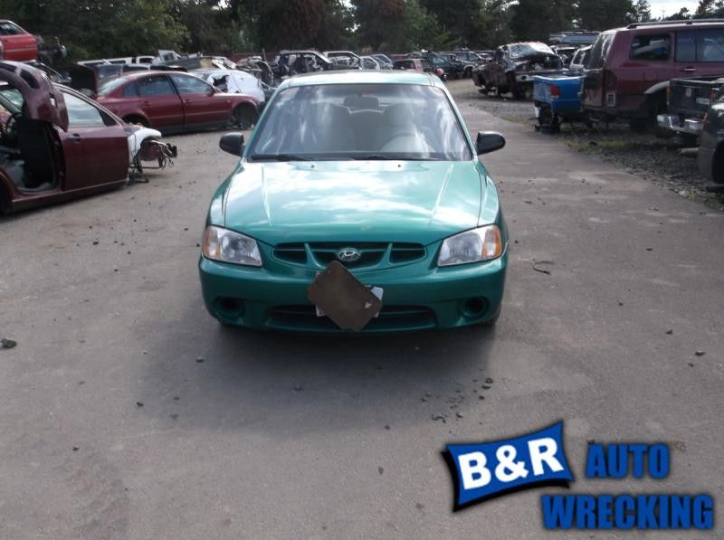 2000 hyundai accent engine accent engine assembly 300 1.5,5MT,WO AC,CORE CORE