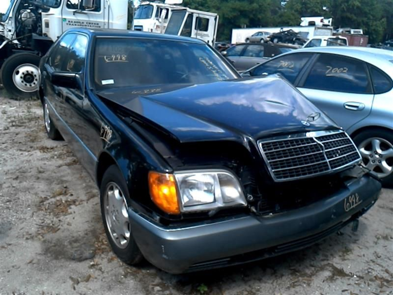 1998 mercedes-benz s500sel suspension-steering independent rear suspension assembly left 140 type  w o crossmember; s320 and s420 and s500 and s600 475 LH,3.2L,ATO,140 TYPE, (300SE), L.