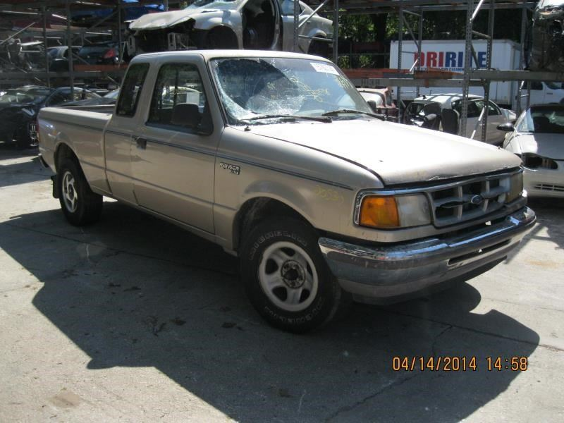 1990 ford truck bronco-ii suspension-steering bronco ii steering column |  238 W/KEY,XLT,5SP,DEL,FLO