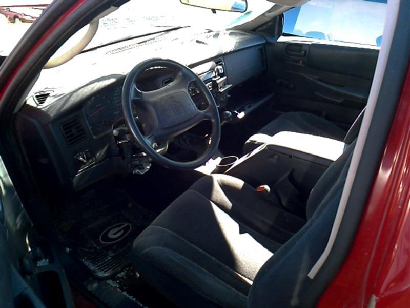 Used 2002 Dodge Truck Dakota Interior Front Seat Belts Club Cab P