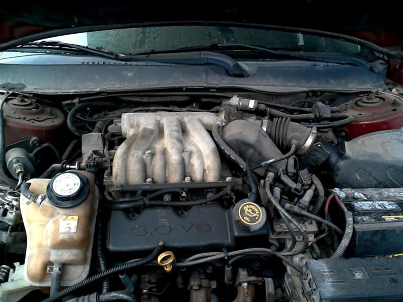 2000 ford taurus engine engine assembly  3 0l   vin 2  8th digit  ohv  vulcan  flex fuel  |  300 3.0L,AOD,EFI,FWD,TESTED GOOD