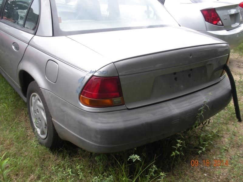 Service Manual  How To Replace 1997 Saturn S Series Rear