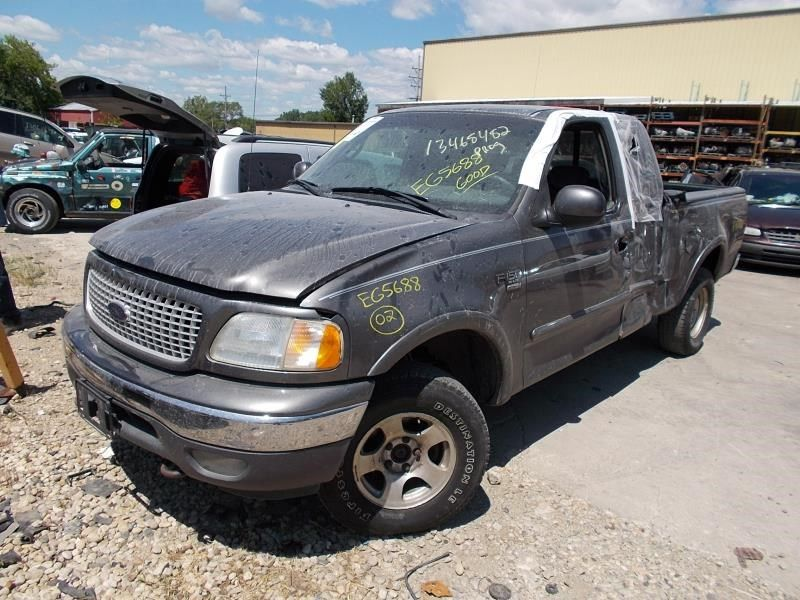 2003 ford truck ford f150 pickup transmission transmission transaxle a t   8 330  5 4l   4r70w  std load   4x4  id 1l3p ja    400 5.4,A4,COL,EXCH,TESTED