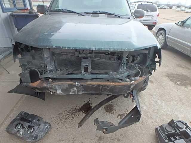 Used 2004 chevrolet truck trailblazer doors door vent for Parkway motors inc springfield il