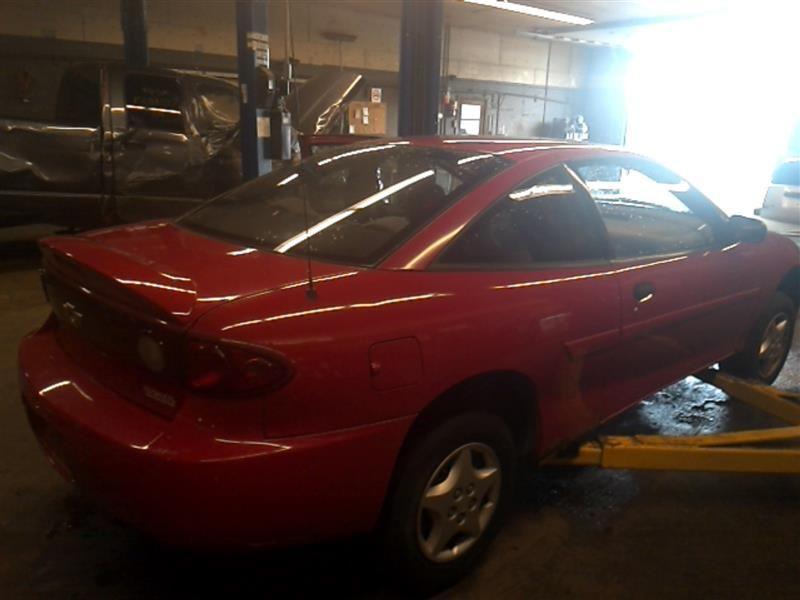 Used 2004 General Motors Cavalier Interior Cavalier
