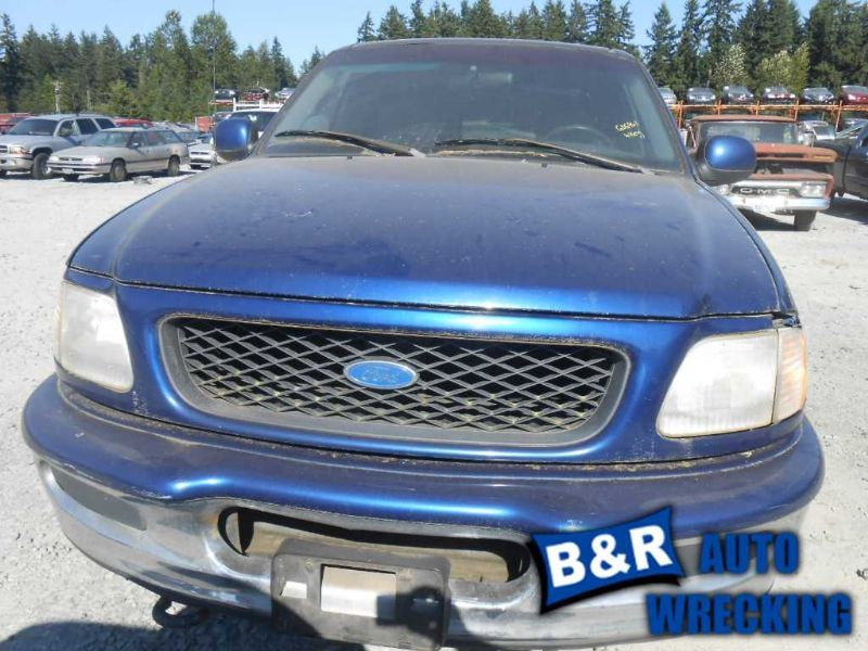 1997 ford truck ford f150 pickup front body radiator core support 109 XLT,4.6,AC,COL,4AT,000