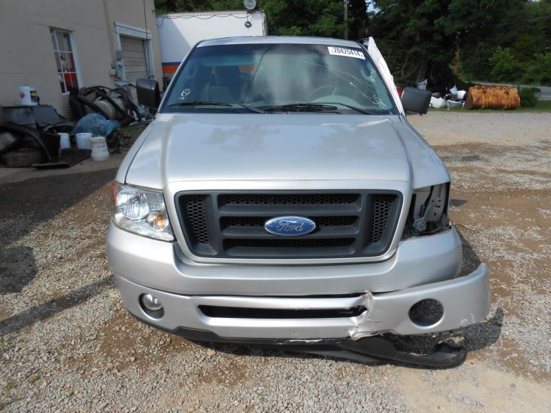 2006 ford truck ford f150 pickup interior front seat belts. Black Bedroom Furniture Sets. Home Design Ideas