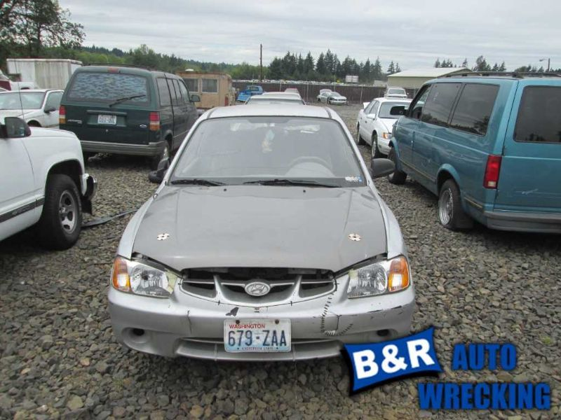 2000 hyundai accent engine accent engine assembly 300 1.5,FLR,5MT,CORE BAD COMP