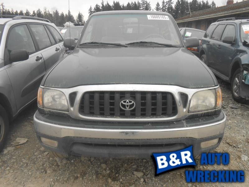 2002 toyota tacoma electrical chassis control module air bag   floor under ctr dash  591 2.7,4AT,AIRBAG