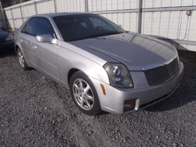 2003 cadillac cts suspension-steering cts spindle knuckle front 515 RH,2/05