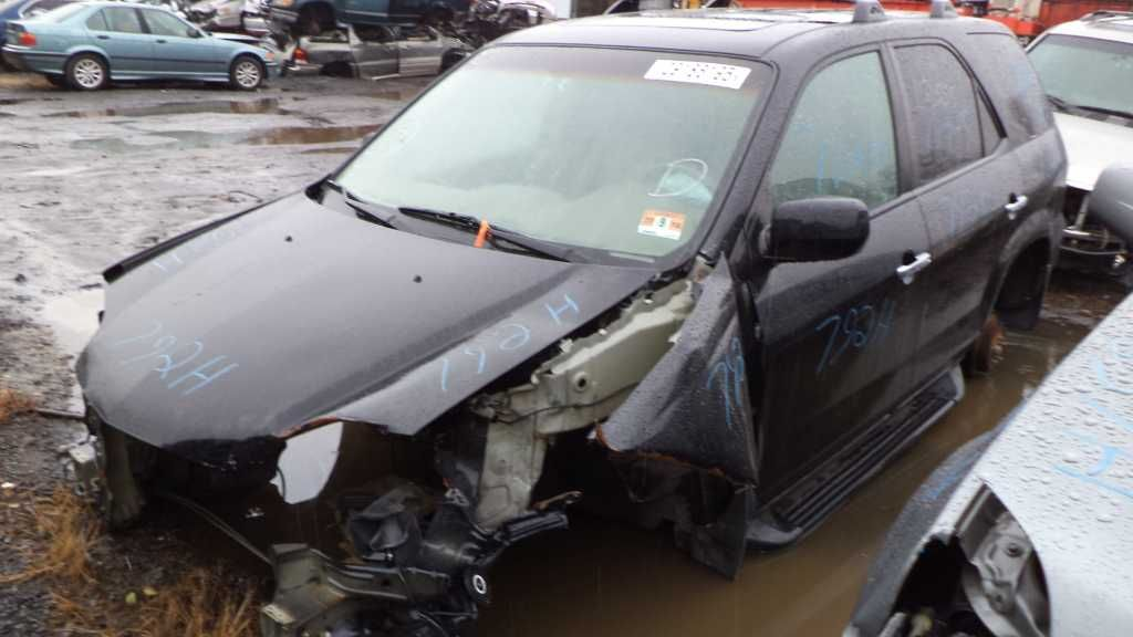 Used 2003 Acura Mdx Suspension Steering Mdx Spindle ...