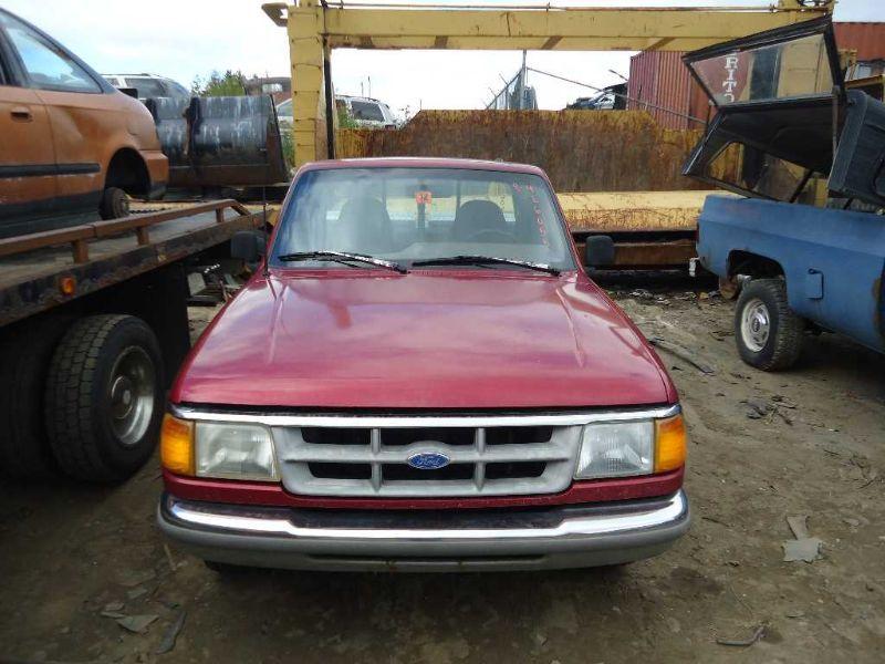 1990 ford truck bronco-ii suspension-steering bronco ii steering column 238 STRAIGHT,BLK,KEY,CK