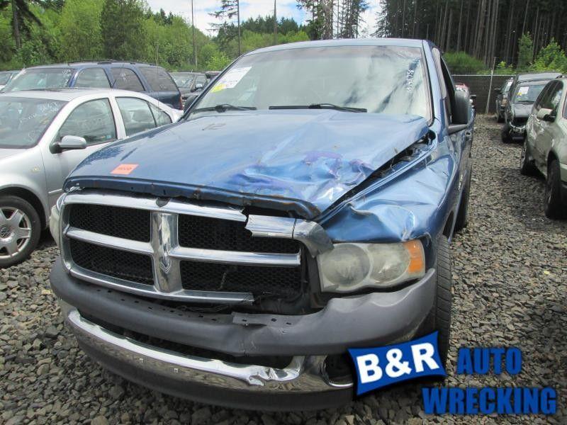 2004 Dodge Truck Dodge 3500 Pickup Interior Front Seat Belts Regular Cab Bench Seat 40 20 40