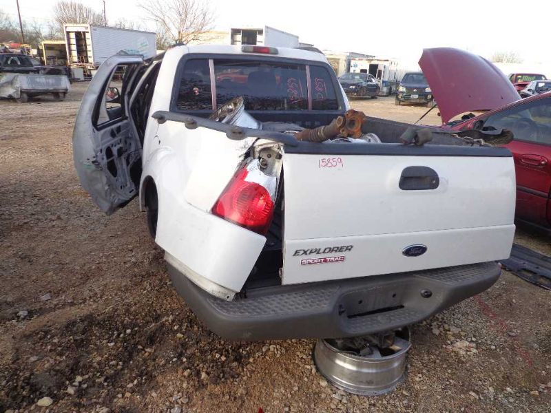 Used 2001 ford explorer rear body decklid tailgate sport for 2001 ford explorer sport trac rear window problem