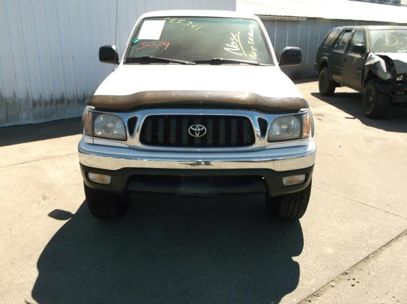 2002 toyota tacoma electrical chassis control module air bag  floor under ctr dash  591 XC4X4SB,SR5,AT,3.4