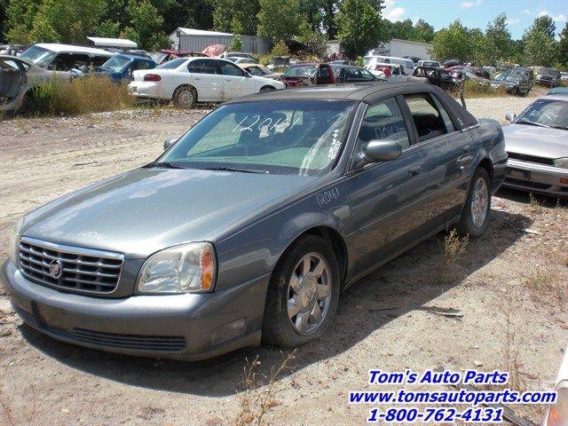 2004 General Motors Deville Front Body 116 Deville 116